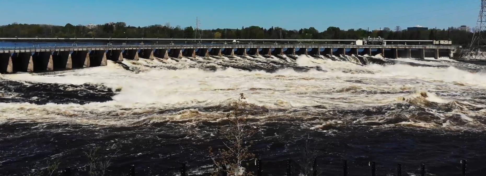Chaudière Falls – A Stunning Natural Landmark
